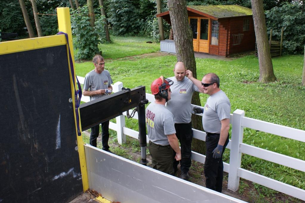 Overleg vrijwilligers